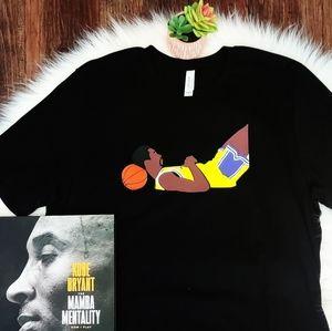 Lakers Kobe Bryant #8 #24 custom shirt